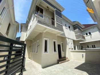 Tastefully Finished 4 Bedroom Semi Detached Duplex with Bq, Chevron Drive, Lekki Phase 2, Lekki, Lagos, Semi-detached Duplex for Rent