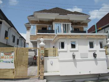 4 Bedroom Semi-detached, Chevron Area, Lekki, Lagos, Semi-detached Duplex for Sale
