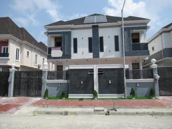 4 Bedroom Semi-detached Duplex, Chevron Area, Lekki, Lagos, Semi-detached Duplex for Sale