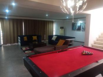 4 Bedroom Luxurious Apartment Comes with Basketball Court and Tennis, 2 Jakande Crescent, Landbridge Avenue, Oniru, Victoria Island (vi), Lagos, Self Contained (single Rooms) Short Let