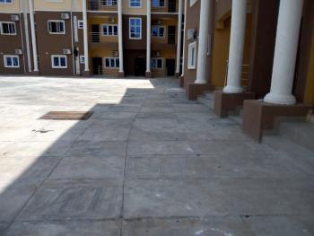 Brand New Partly Serviced 3 Bedroom Flat with Air Conditioners, Kado, Abuja, Flat for Rent