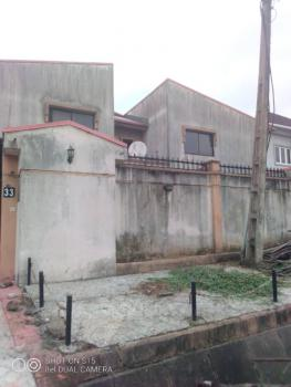 2 Units 5 Bedroom Semi Detached Duplex, Gra, Magodo, Lagos, Detached Duplex for Sale