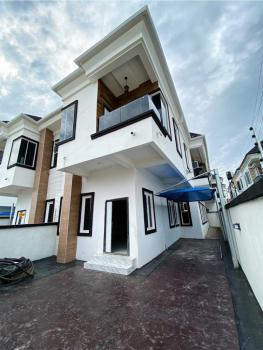 Tastefully Finished 4 Bedrooms Semidetached Duplex with Bq, Second Toll Gate, Lafiaji, Lekki, Lagos, Semi-detached Duplex for Rent