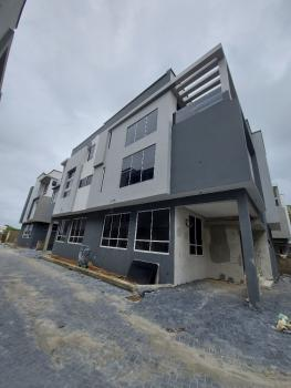 Brand New and Luxuriously Finished 5 Bedrooms Semi-detached House + Bq, Ilasan, Lekki, Lagos, Semi-detached Duplex for Sale