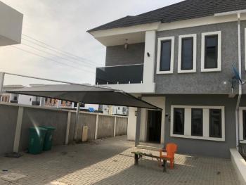 4 Bedroom Semi-detached Duplex +bq, Chevron Drive Axis, Lekki Expressway, Lekki, Lagos, Semi-detached Duplex for Rent