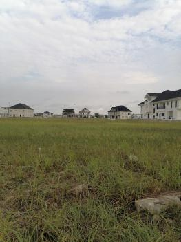 Approximately 800sqm Service Plot, Cowries Creek Estate, Nicon Town, Lekki, Lagos, Residential Land for Sale