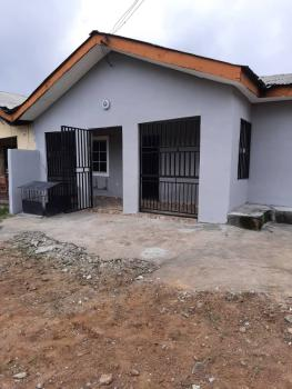 Beautiful Luxury 2 Bedroom 2 Toilets Bungalow, 1 Eberi Road By Nepa Moscow Road, Port Harcourt, Rivers, Flat for Rent