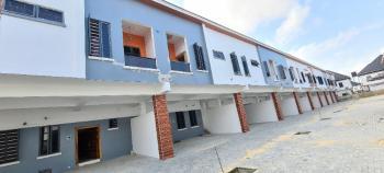 Very Luxury 4 Bedroom Duplex in an Estate, Chevron Drive, Lekki, Lagos, Terraced Duplex for Sale