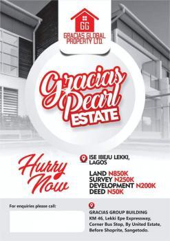 Land, Gracias Pearl Estate, Ise Town, Ibeju Lekki, Lagos, Mixed-use Land for Sale