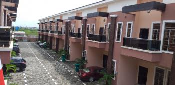 Luxury 4 Bedrooms Terraced Duplex, Chevron Alternative Route, Lafiaji, Lekki, Lagos, Terraced Duplex for Rent