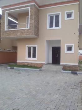 Brand New 4 Bedrooms Detached Duplex with Bq, Pinnock Beach Estate, Osapa, Lekki, Lagos, Detached Duplex for Rent