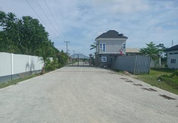 Gated and Fenced Estate with Governors Consent, Abijo, Lekki, Lagos, Residential Land for Sale