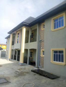 New Two Bedroom Flat, Peaceland Estate Giwa. Ishaga, Ijaiye, Lagos, Mini Flat for Rent