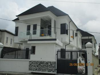 5 Bedroom Fully Detached Duplex with 1 Bq, Orchid Road, After Second Toll Gate, Lafiaji, Lekki, Lagos, Detached Duplex for Sale