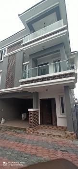 4 Bedroom Terrace Duplex Corner Piece., Osapa London, Osapa, Lekki, Lagos, Terraced Duplex for Rent