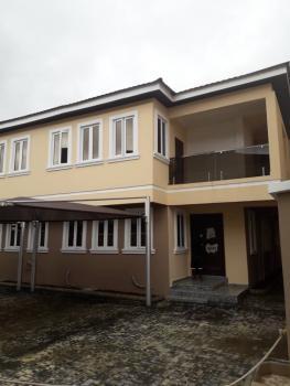 4 Bedroom with Bq, Osborne, Ikoyi, Lagos, Semi-detached Duplex for Rent