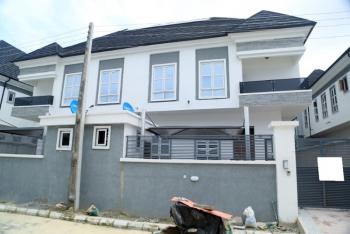 Beautifully Finished 5 Bedroom Semi Detached Duplex with a Room Bq, Chevron Drive, Lekki Phase 2, Lekki, Lagos, Semi-detached Duplex for Sale