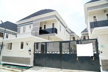 Beautifully 5 Bedroom Fully Detached Duplex All Rooms Ensuit with a Bq, Chevron Drive, Lekki Phase 2, Lekki, Lagos, Detached Duplex for Rent