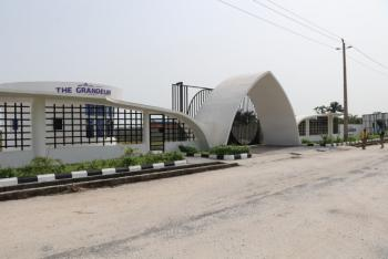Certified Land Title with C of O Made for Kings & Queens, The Grandeur Estate, Abijo Gra, Abijo, Lekki, Lagos, Mixed-use Land for Sale