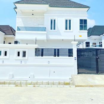 Newly Built 4 Bedroom Fully Detached Duplex with a Spacious Bq, Located Along Chevron Drive Alternative, Lekki, Lagos, Semi-detached Duplex for Sale