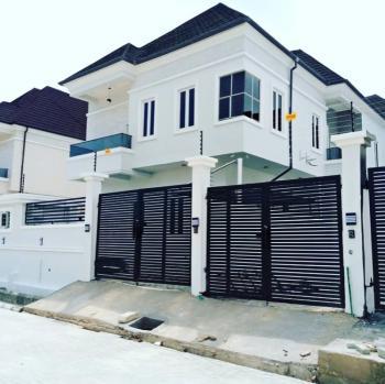 Newly Built 4 Bedroom Fully Detached Duplex with a Spacious Bq, Chevron Drive Alternative, Lekki Phase 1, Lekki, Lagos, Semi-detached Duplex for Sale