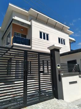 Newly Built and Well Finished 4 Bedroom Duplex with a Room Bq, Divine Homes Gra, Ajah, Lagos, Semi-detached Duplex for Sale