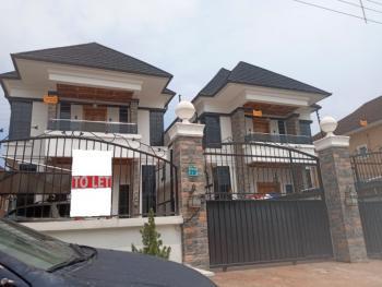 Luxury 5 Bedroom Detached Duplex with a Room Bq, Chevy View, Igbo Efon, Lekki, Lagos, Detached Duplex for Rent