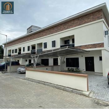 Exquisitely Built 3 Bedroom Terrace Duplex with Bq, 2nd Toll Gate, Ikota, Lekki, Lagos, Terraced Duplex for Sale