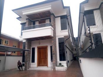 5 Bedroom Detached Duplex with a Room Bq, Chevyview Estate, Idado, Lekki, Lagos, Detached Duplex for Rent