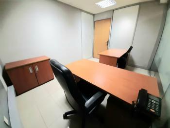 2 Man Private Office (fully Serviced), Plot 5, Chief Yesufu Abidoun Street, Oniru, Victoria Island (vi), Lagos, Office Space for Rent