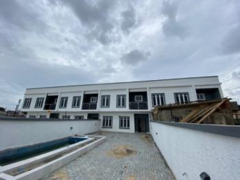 New Listing 4 Bedroom Terrace Duplex,, Palm City Estate, Ajah, Lagos, Terraced Duplex for Sale