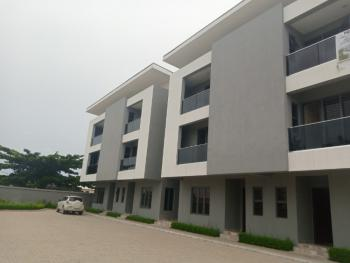 Luxury Built 3 Bedroom Terrace House, Alpha Beach Road, Atlantic View Estate, Igbo Efon, Lekki, Lagos, House for Sale