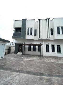 Brand New 4 Bedroom Semi-detached Duplex, Fully Serviced, Off Orchid Hotel Road, Lafiaji, Lekki, Lagos, Semi-detached Duplex for Rent