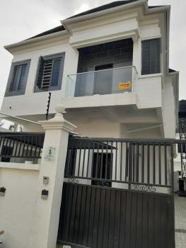 5 Bedroom Fully Detached, Chevron , Berra State, Osapa, Lekki, Lagos, Detached Duplex for Rent