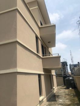 Lovly Self Serviced 4 Bedrooms Terrace with 1 Room Bq, Lekki Phase 1, Lekki, Lagos, Terraced Duplex for Rent