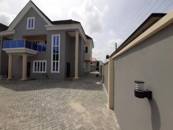 Well Serviced Newly Built 4 Bedroom En-suite Duplex, Lekki Phase 1, Lekki, Lagos, Detached Duplex for Rent