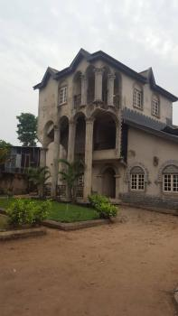 Duplex with Penthouse on 3 Plots of Land, Sterling Road, Ogbo Hill, Aba, Abia, Detached Duplex for Sale