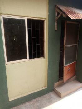 Spacious Room and Parlour, Baba Ijebu Bus Stop, Ekoro Road, Abule Egba, Agege, Lagos, Mini Flat for Rent