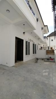Exclusively Top Notch 4 Bedrooms Detached Duplex, Behind Circle, Jakande Osapa, Lekki, Lagos, Semi-detached Duplex for Sale