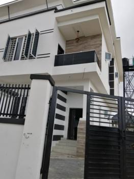 Newly Built and Well Finished 4 Bedroom Duplex with a Room Bq., Divinnce Homes Gra Thomas Estate., Ajah, Lagos, Semi-detached Duplex for Sale