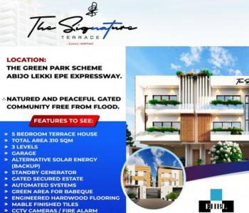 5 Bedroom Fully Detached Duplexes - Luxurious Dream Home on 2 Floors, Lekki, Lagos, Detached Duplex for Sale