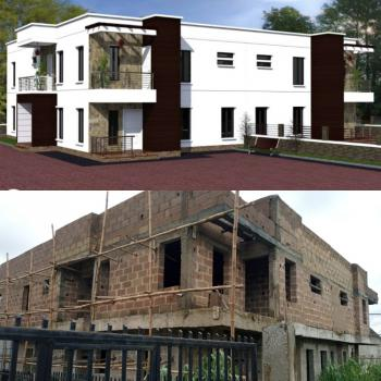 Luxury 5 Bedroom Duplex, Estate 13, Asese Link, Off Lotto Road, Rccg Camp, Obafemi Owode, Ogun, Semi-detached Duplex for Sale