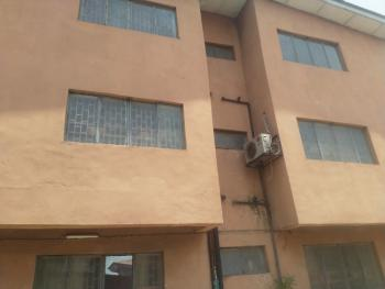 Spacious 6 Nos of 3 Bedroom, Town Planning Road Close to Sweet Sensation Restaurant, Palmgrove, Ilupeju, Lagos, Block of Flats for Sale