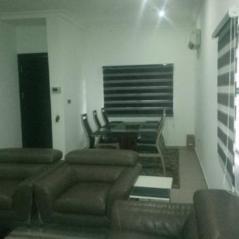 Luxury 3 Bedrooms Flat with 1rm Bq + Washing Machine + Acs + Oven, Lekki Phase 1, Lekki, Lagos, Flat for Rent