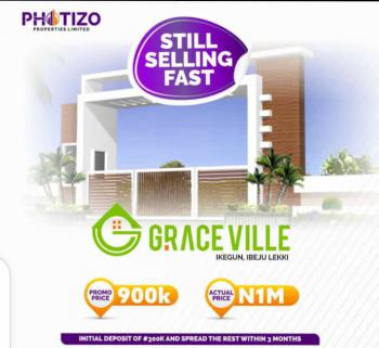 Grace Ville Estate, Folu Ise, Ibeju Lekki, Lagos, Mixed-use Land for Sale