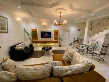 3 Bedroom Duplex, Chevron, Lekki Expressway, Lekki, Lagos, Terraced Duplex Short Let