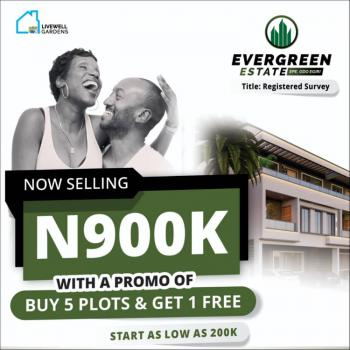 Evergreen Estate, Epe, Lagos, Mixed-use Land for Sale