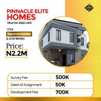 Pinnacle Elites Home, Folu Ise, Ibeju Lekki, Lagos, Mixed-use Land for Sale