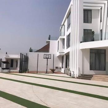 Ambassadorial 5 Bedroom Furnished Mansion, Pool, Gym, Cinema, Lift, Quarters, Katampe Extension, Katampe, Abuja, House for Sale