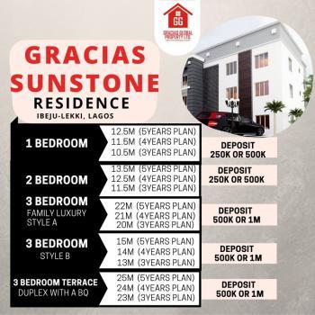 3 Bedroom Family Luxury, Ibeju Lekki, Lagos, Block of Flats for Sale